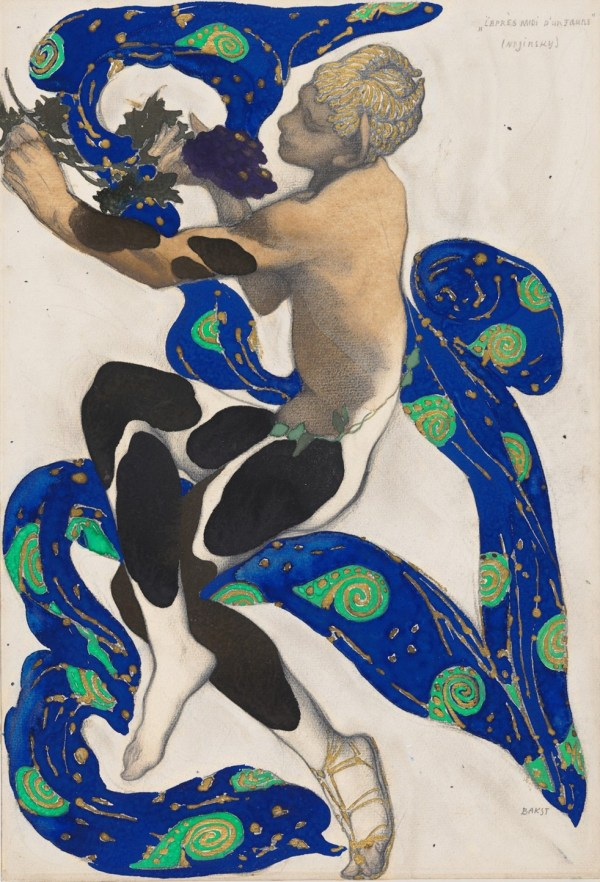 Bakst-Nijinsky-insight-coaching-art, dance, danse