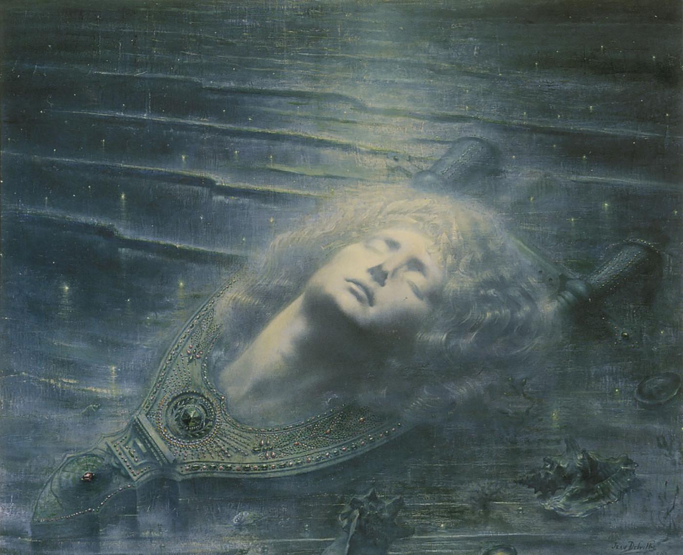 orphee-mort-jean-delville-1893- insight-coaching-art-dream