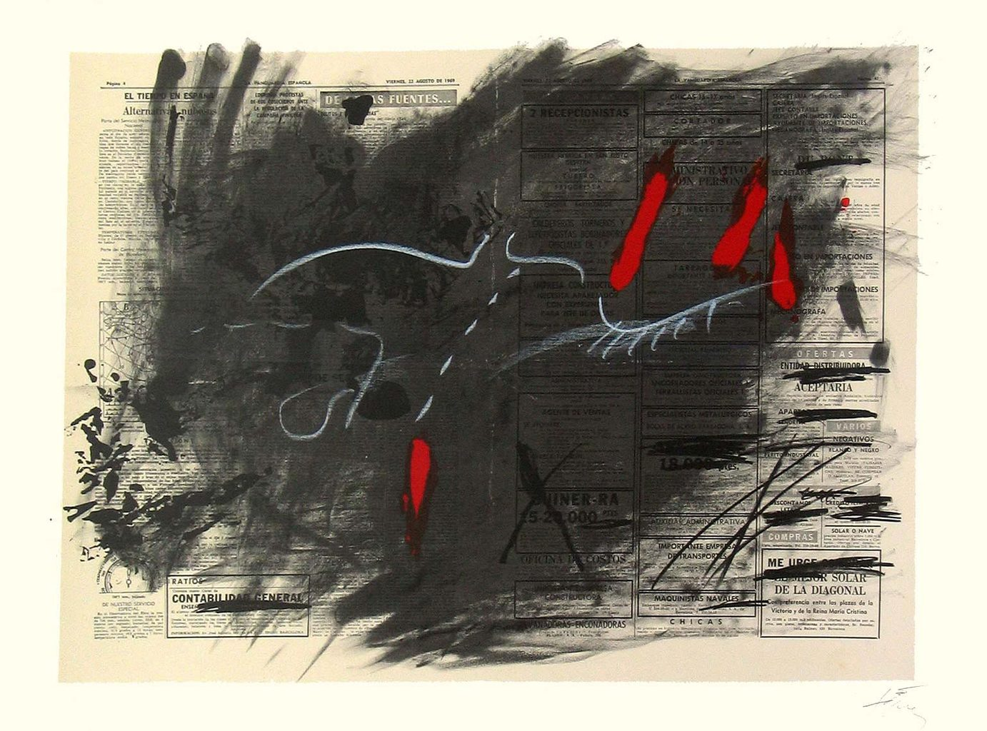 Antoni-Tapies-Nocturn-Matinal-insight-coaching-art, job