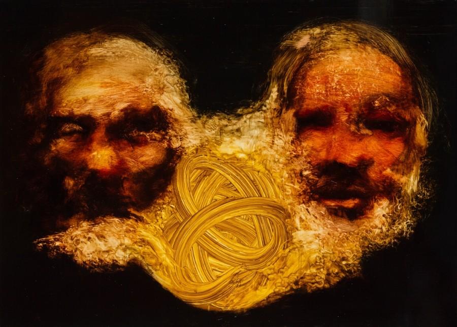 Johan VAN MULLEM - P13191, art, insight, coaching, fear