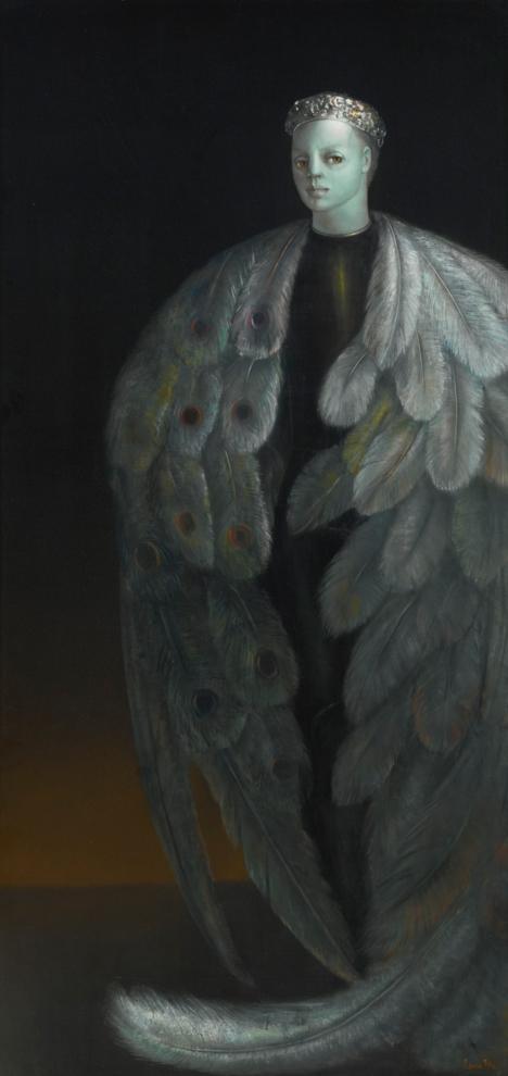 Leonor Fini, Rogomelec, talent, intimacy