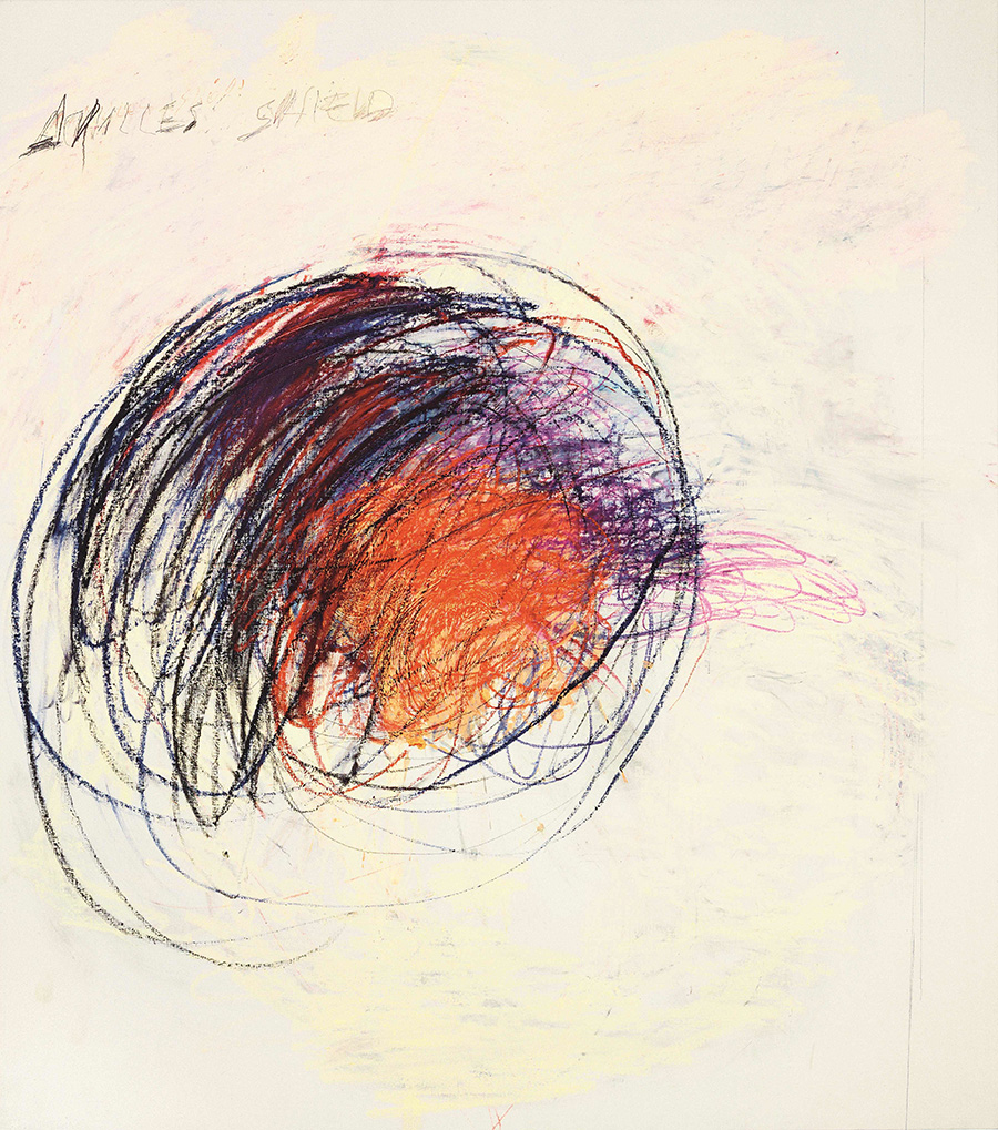 Cy Twombly, Achilles, Achille, Patrocle, amour, passion, insight, coaching