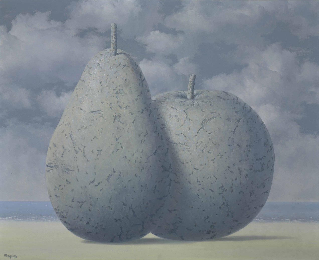 magritte, insight, coaching, silence