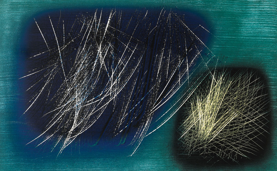 Hans Hartung, heroism, grass, coaching