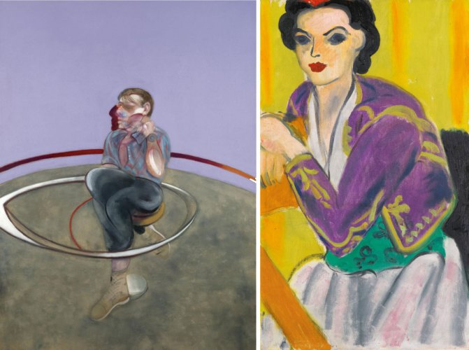 francis bacon, henri matisse, coaching, epanouissement