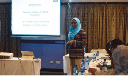 Islamic Relief Engage People in Child Protection