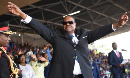 Mutharika re elected as Malawi's President