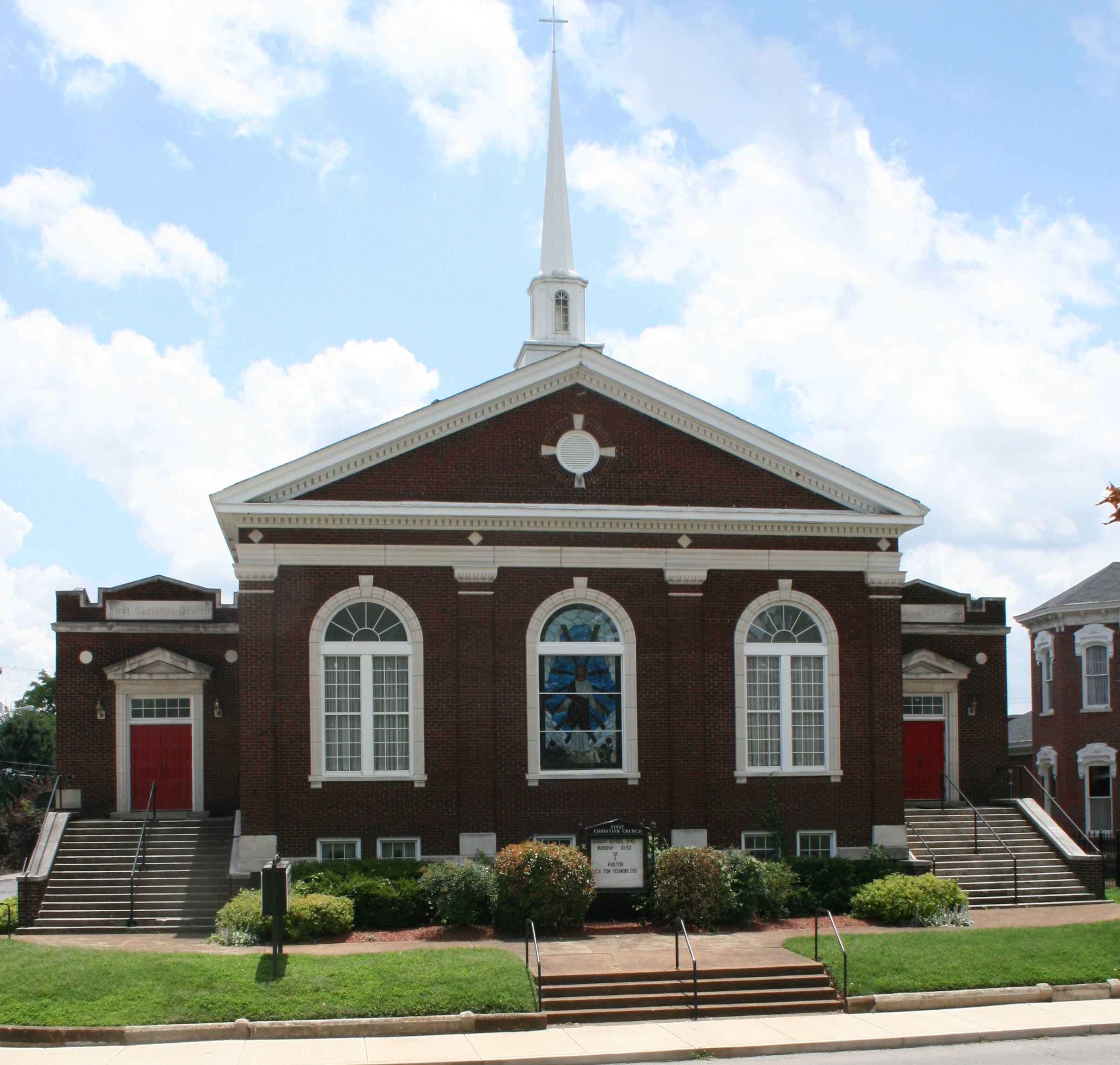 Insight Counseling Centers in Clarksville, TN, hosted by First Christian Church