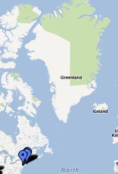 paras doshi foursquare checins on google maps