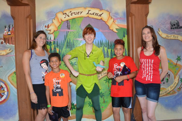 Walt Disney World Planning Tips for Large Families