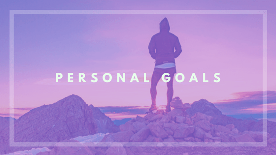 Personal Goals Bucket List Items