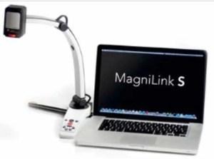 Eschenbach Optik Magnalink S computer compatible camera