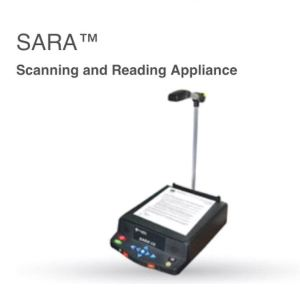 Sara:Scanning and Reading Appliance