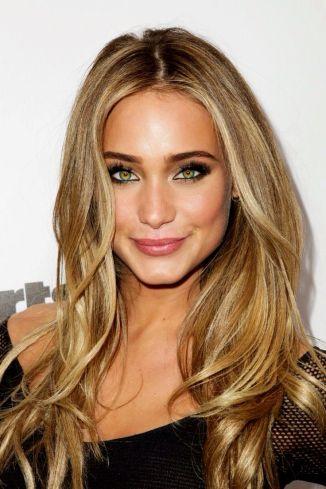 blonde hairstyles on dark skin