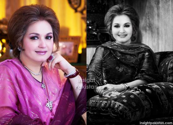 Noor Jehan's Daughter Zille Huma Passed Away