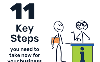 11 Key steps you need to take now for your business