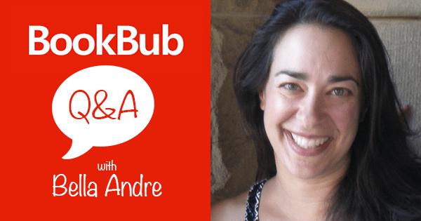 Bella Andre BookBub Interview