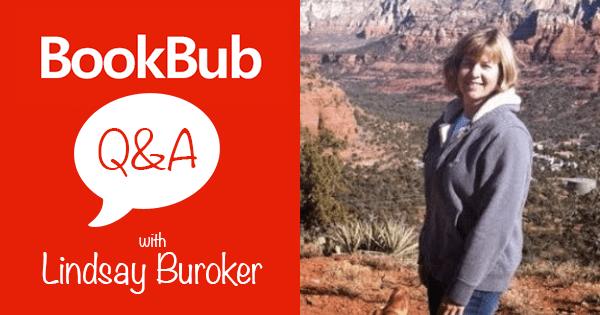 Lindsay Buroker BookBub Interview