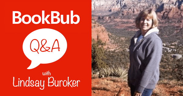 Lindsay Buroker BookBub Interview