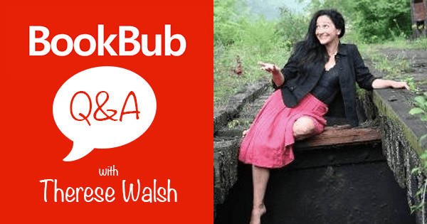 Therese Walsh BookBub Interview