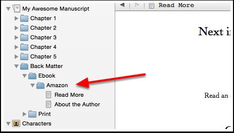 Amazon Folder