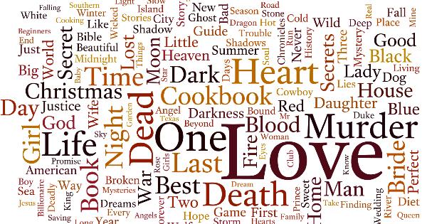 Popular Title Trends In Your Genre