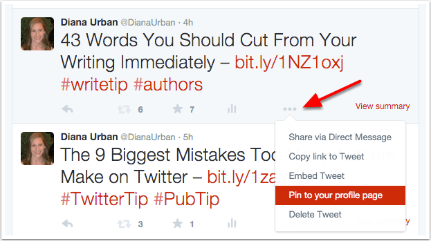 Diana Urban Twitter