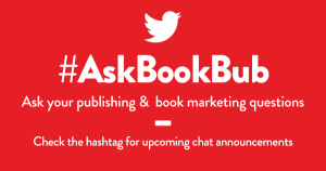 AskBookBub Twitter Chat