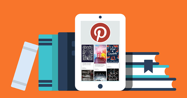 Authors Using Pinterest for Book Marketing & Inspiration Featured Image