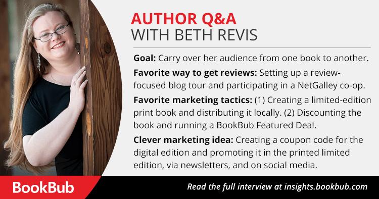 Beth Revis BookBub Interview