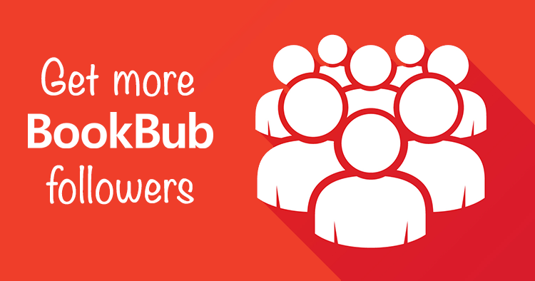Get More BookBub Followers