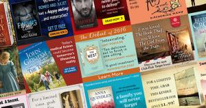 Book Marketing Display Ads: 20 Stunning Designs