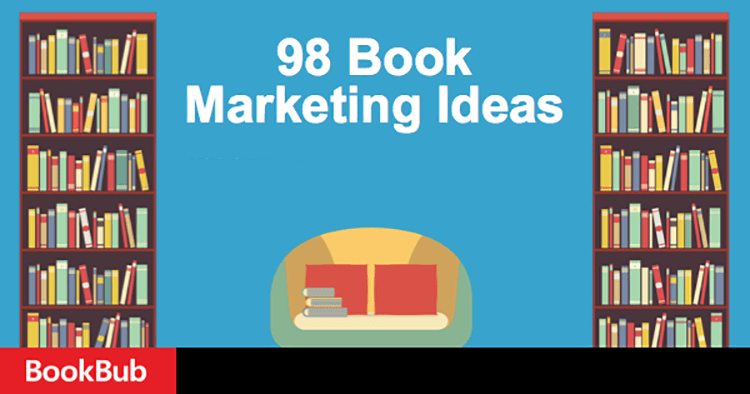98 Book Marketing Ideas