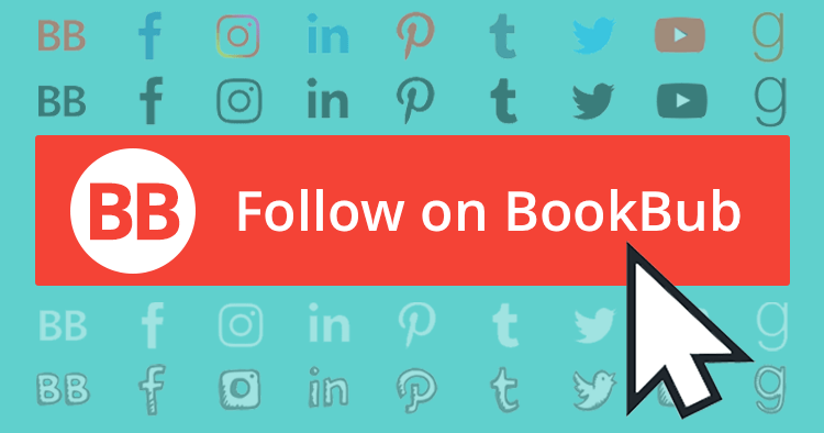BookBub Follow Buttons for Authors' Websites