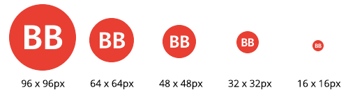 BookBub Icon Sizes
