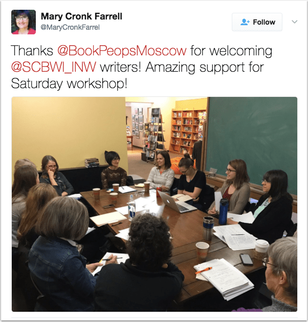 SCBWI Workshop