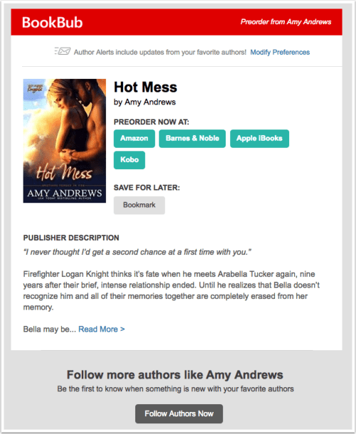 Hot Mess Preorder Alert