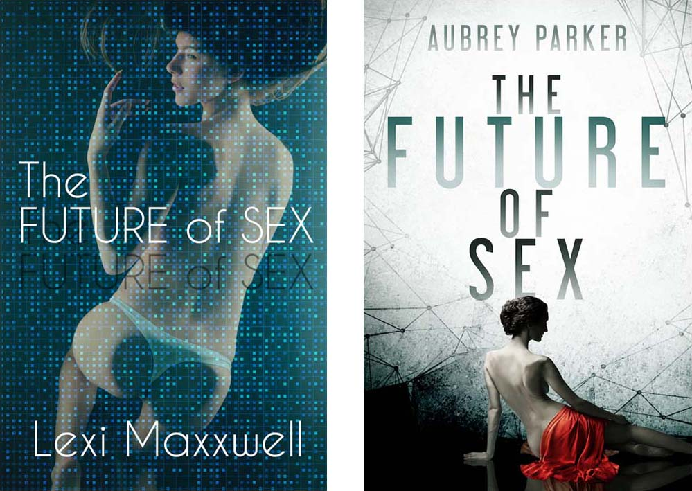 The Future of Sex - Book Cover Redesign