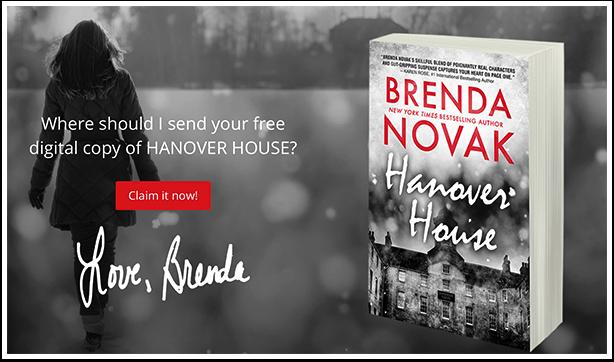 Brenda Novak's Landing Page