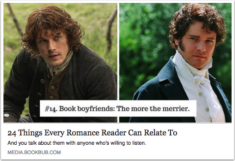 A collection of bookish memes your audience can relate to