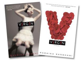 Virgin cover design test