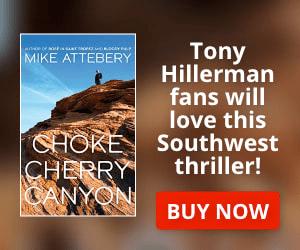 BookBub Ad: Choke Cherry Canyon
