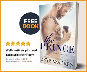 BookBub Ad: The Prince