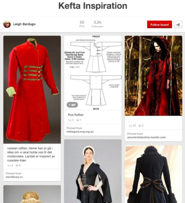 Character Costume Pinterest Board
