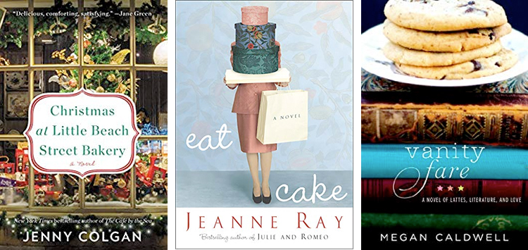 Chick lit trends - food