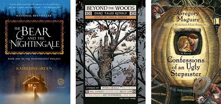 Fantasy Trends - Fairy tale retellings