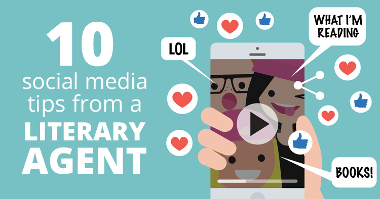 10 Social Media Tips from a Literary Agent