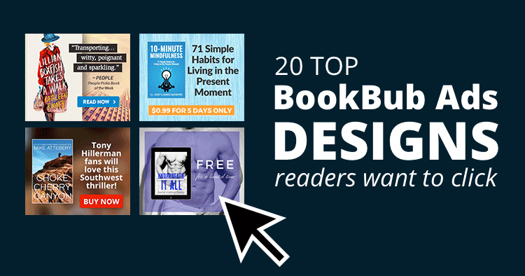 20 Top BookBub Ads Designs Readers Want to Click