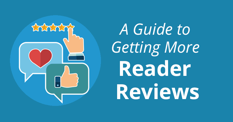 A Guide to Getting More Reader Reviews - book reviews