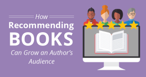 How Recommending Books Can Grow an Author's Audience
